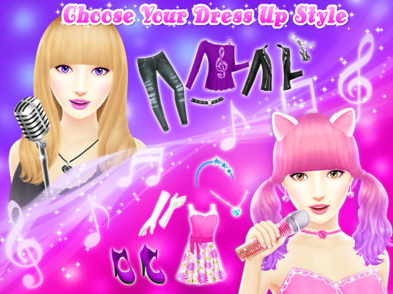 Angelina's Pop Star Salon - Spa & Makeup screenshot 10