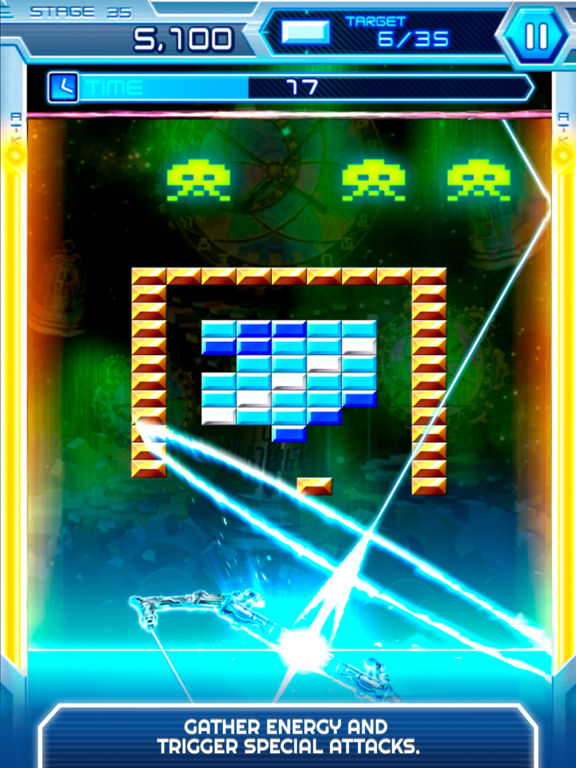 Arkanoid vs Space Invaders screenshot 8