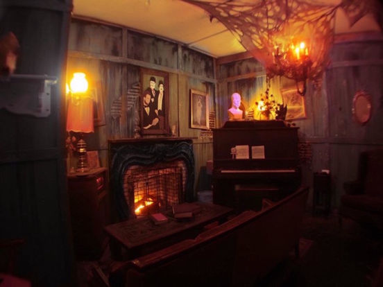 VR Haunted House With Google CardBoard screenshot 6