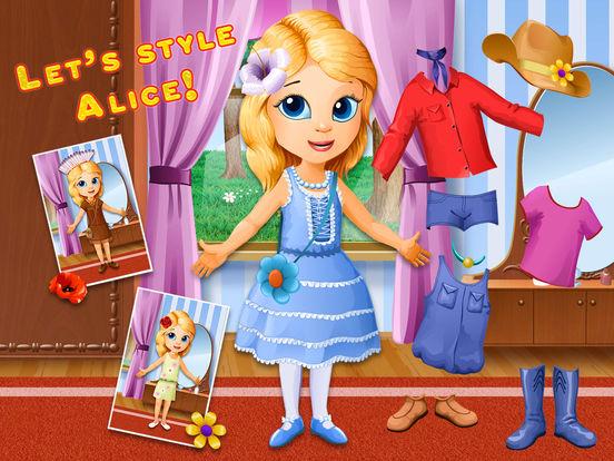 Pretty Alice In Backyard - No Ads screenshot 10