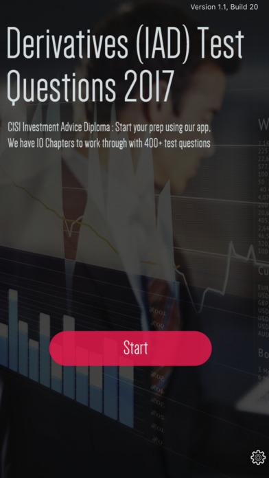 Derivatives Mock Tests screenshot 1