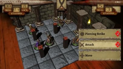 Warlock of Firetop Mountain screenshot 2