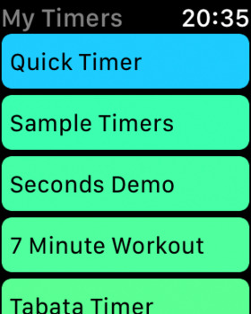 Seconds Pro - Interval Timer screenshot 13