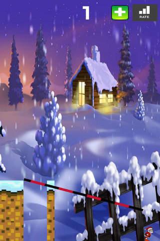 Stick Santa Free Game - náhled