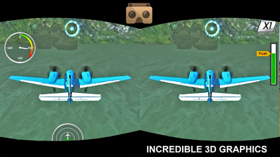 Vr Real Airplane Driving : 3D Hawaii Adventure screenshot 3
