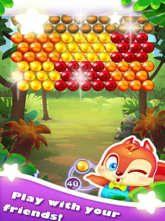 Magic forest Ball - Pop Game screenshot 4