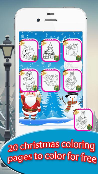 Christmas Drawing Pad screenshot 3
