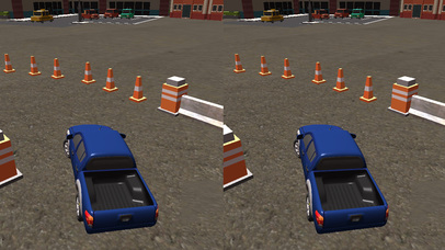 VR Parking Jeep Frenzy Reloaded - Real Driving screenshot 3