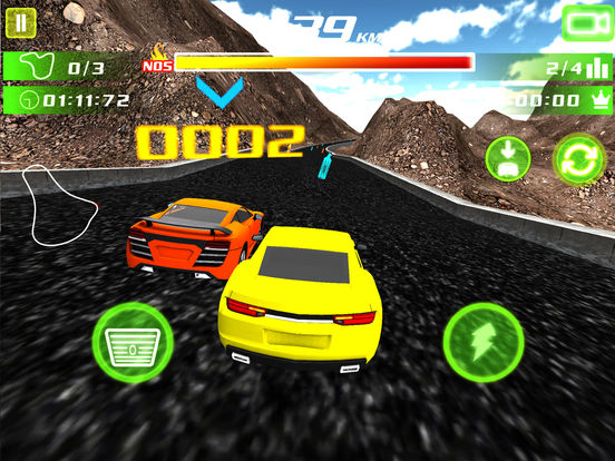 Mountain Stunt Race screenshot 6