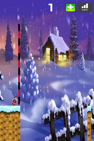Santa Stick Runner-Pro Santa Version - náhled