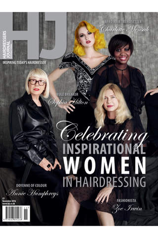 Hairdressers Journal International - náhled