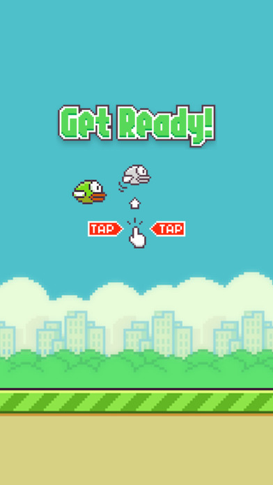 Flappy Reborn - The Bird Game screenshot 3