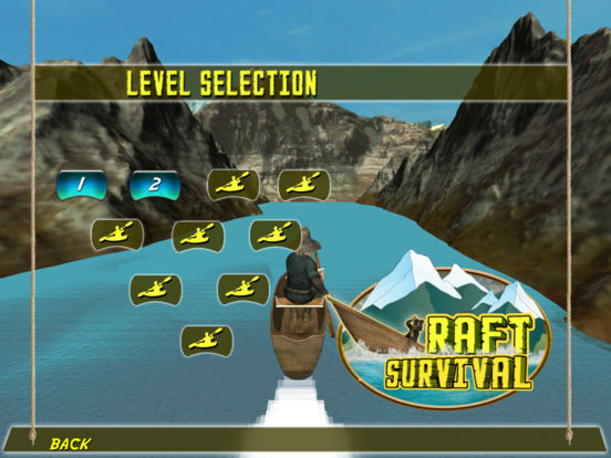 Raft Survival 3D – Survive Shark Attack Simulator (iPad