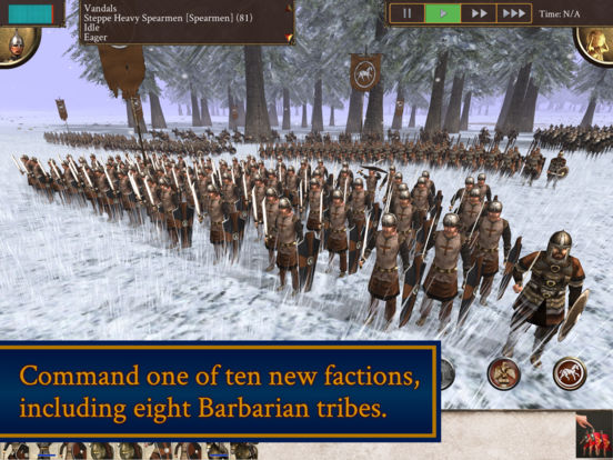 ROME: Total War - BI screenshot 12