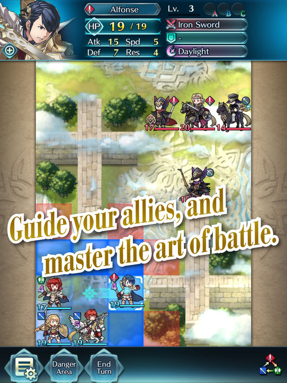 Fire Emblem Heroes screenshot 7