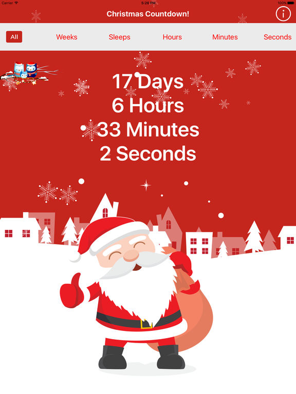 Christmas Countdown & Event Reminder screenshot 6