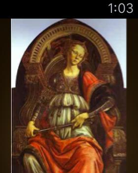 Sandro Botticelli screenshot 14