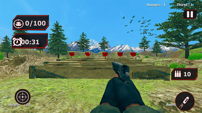 Army Trigger Shooter Effect screenshot 1