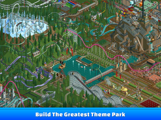 RollerCoaster Tycoon® Classic screenshot 10