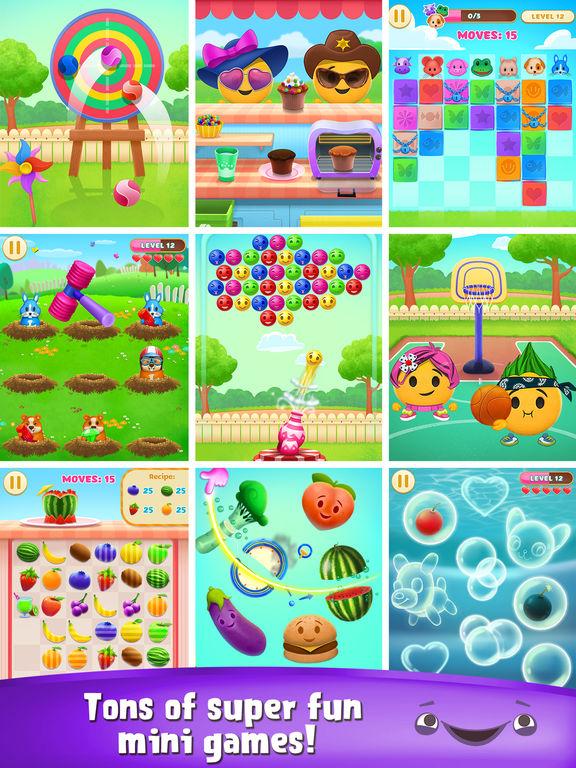 Emoji Life :-) screenshot 9