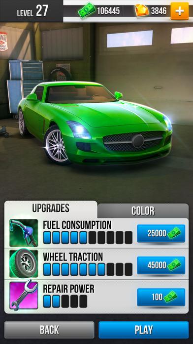 Highway Getaway: Police Chase - Car Racing Game screenshot #2