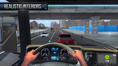 Truck Simulator 2017 * screenshot 2