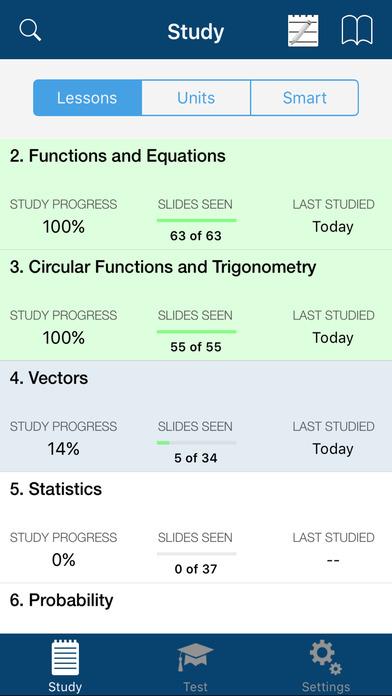 Math Prep PRO screenshot 1