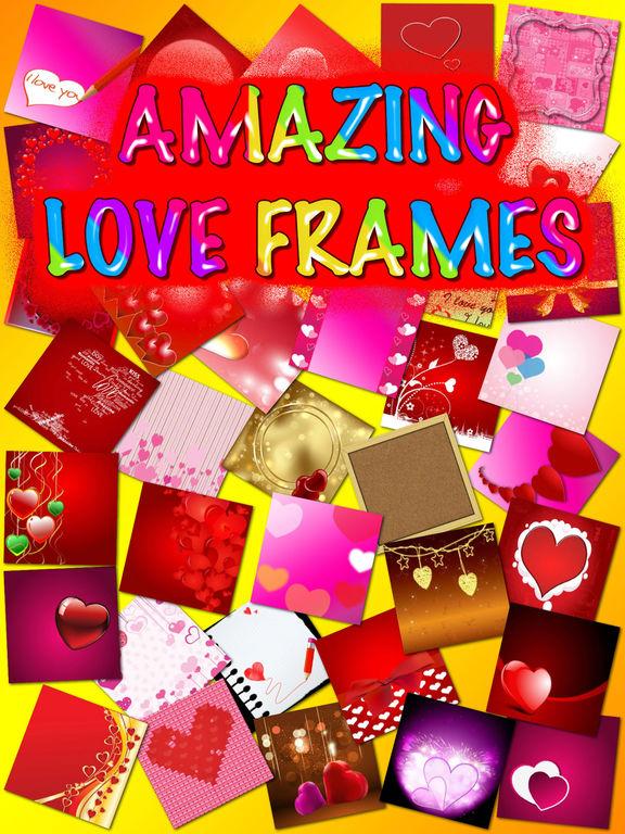 Love Frames and Text screenshot 7