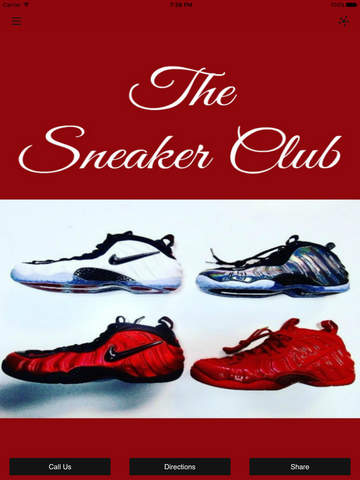 The Sneaker Club. - náhled