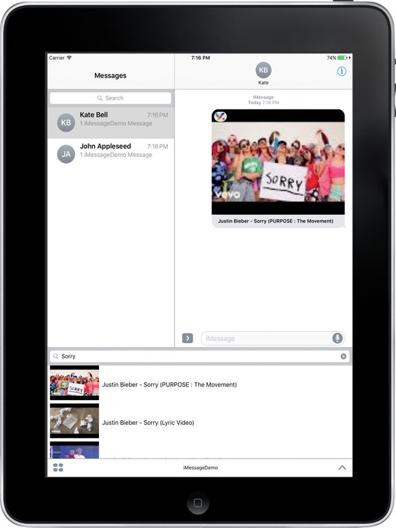 ShareTube for youtube-share videos with friends screenshot 4