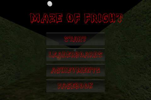 Maze Of Fright - náhled
