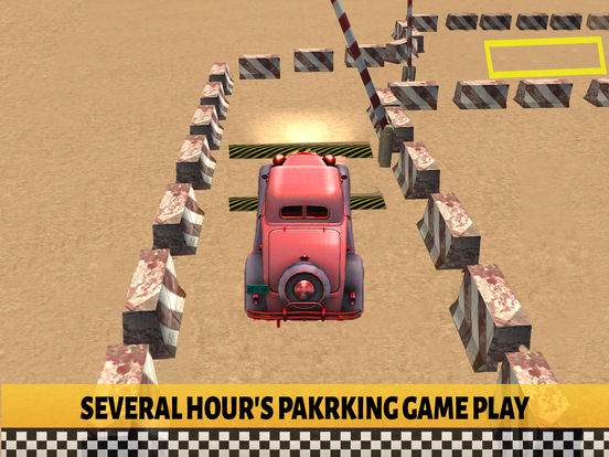 Master Car Parking Drive : Old Car Driving Game-s screenshot 7