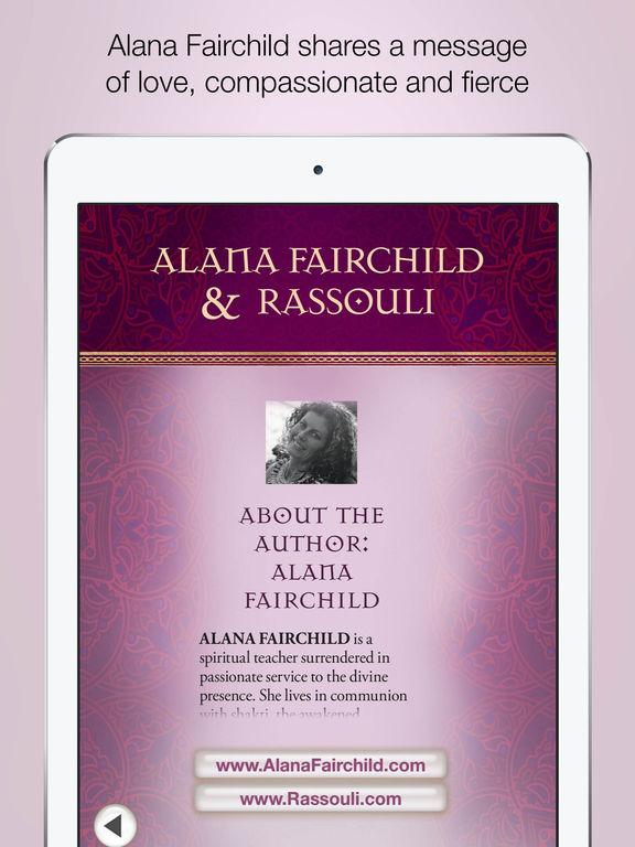 Rumi Oracle - Alana Fairchild screenshot 10
