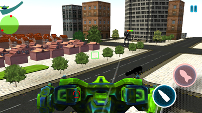 Futuristic War Robots Attack: The Last Battle screenshot 4