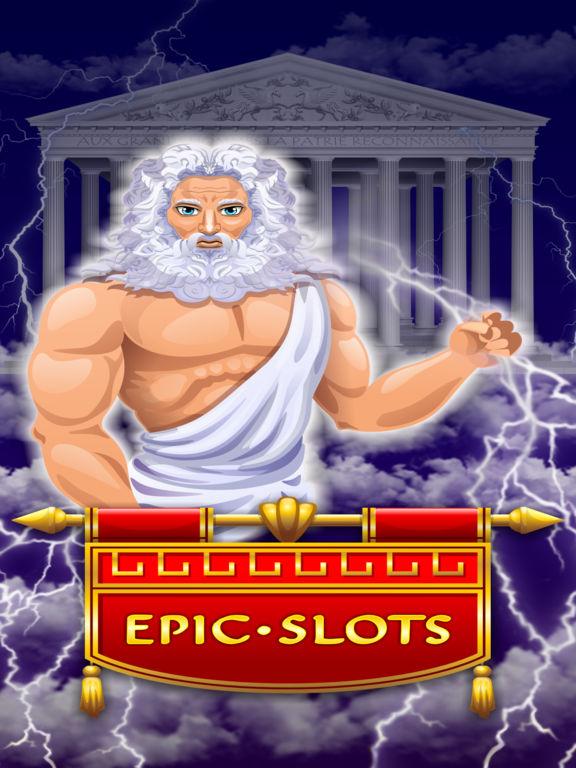 Zeus Epic Myth Slots Pro Edition screenshot 5