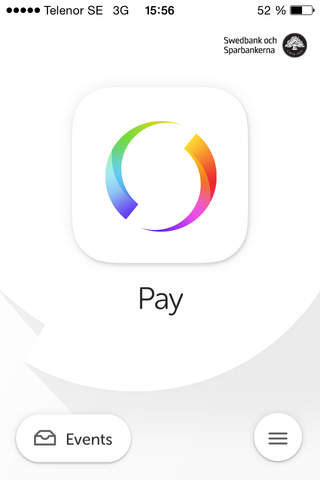 Swish betalningar - náhled