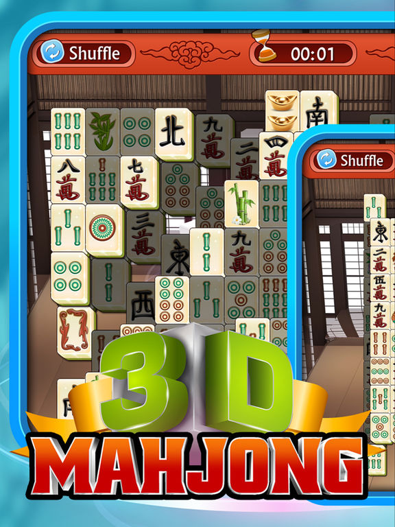 Mahjong Tiles Hd - Majhong Tower Blast screenshot 6