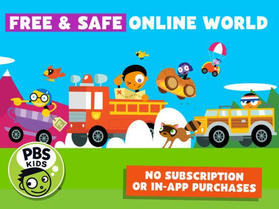 PBS KIDS Kart Kingdom screenshot 1
