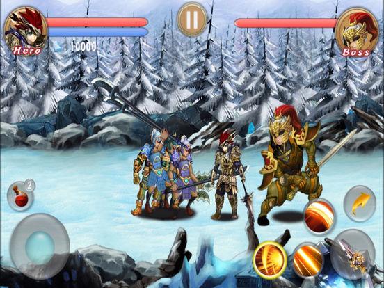 RPG-Shadow Sword. screenshot 8