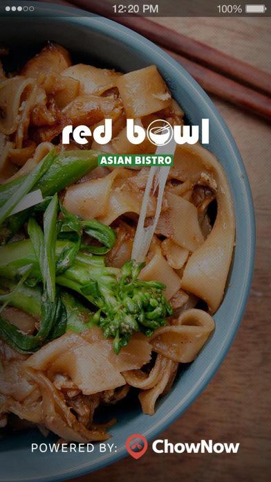 Red Bowl Asian Bistro screenshot 1