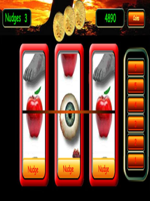 3D Zombie Vegas Slots - Unlimited Spins screenshot 2