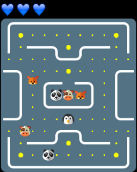Penguin Frozen Escape For Watch screenshot 2