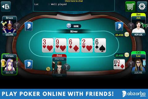 Poker Live Omaha & Texas - náhled