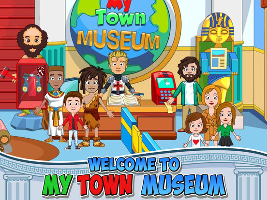 My Town : Museum screenshot 6
