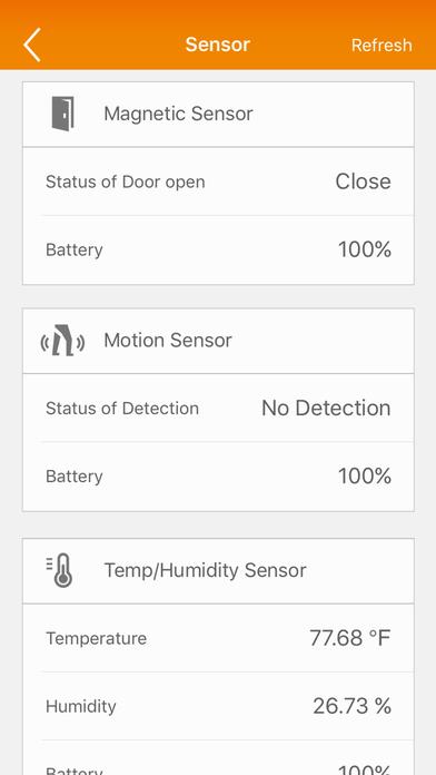 IoT Video Phone screenshot 4
