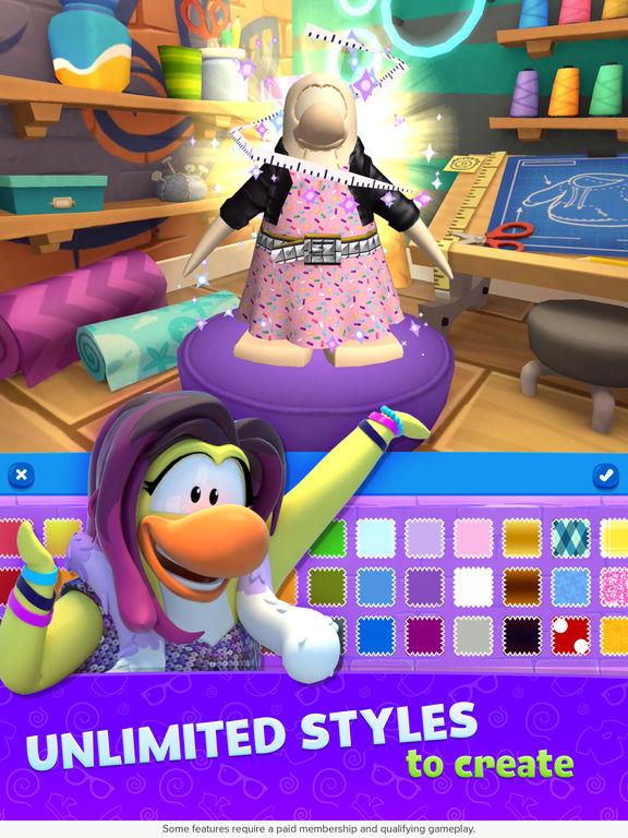 Club Penguin Island screenshot 7