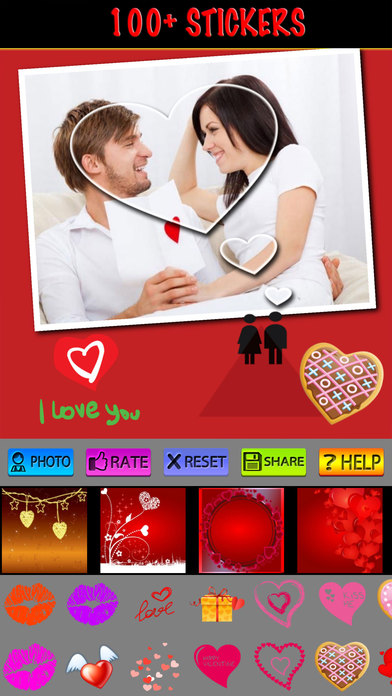 Love Photo Frames (HD) screenshot 3