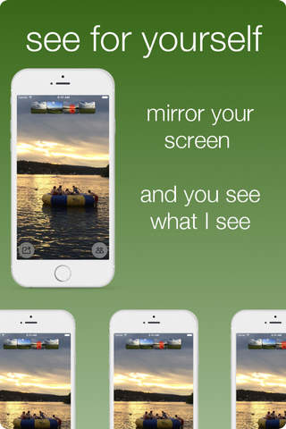wevew - photo video sharing with screen mirroring - náhled
