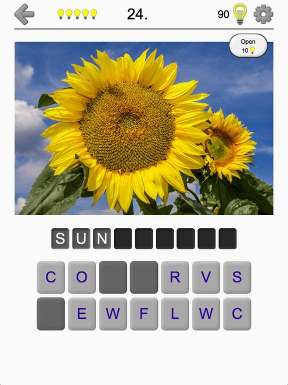 Flowers Quiz: Beautiful Plants screenshot 6