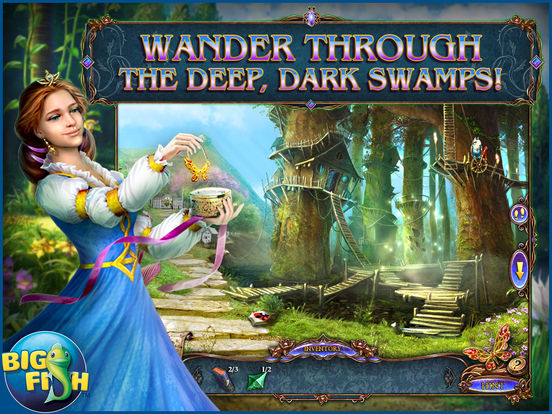 Dreampath: Curse of the Swamps HD (Full) - Hidden screenshot 1